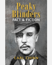 PRE-ORDER SPECIAL ONLY £20* Peaky Blinders Fact & Fiction