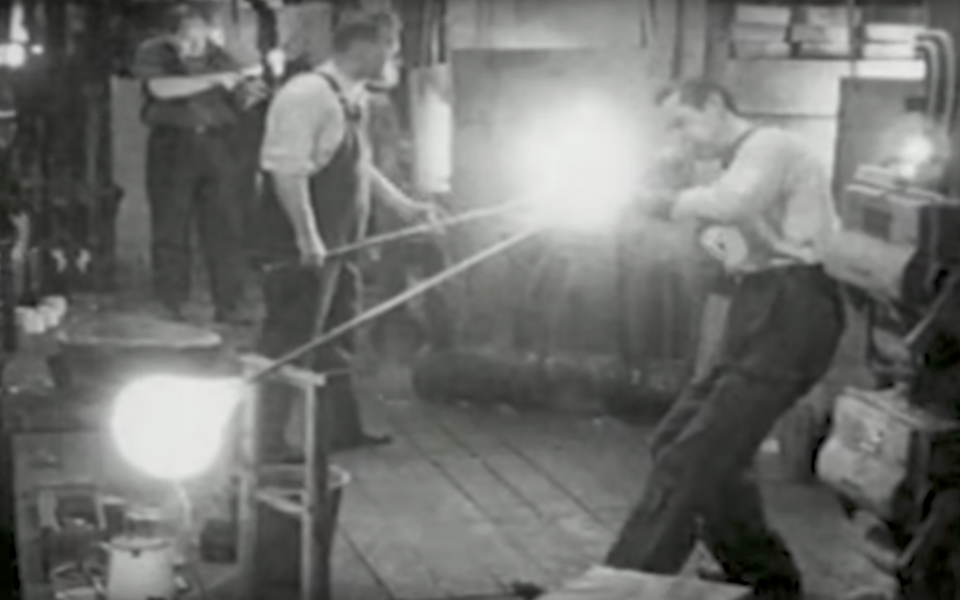 Chance Brothers: pioneering glassmaking technology