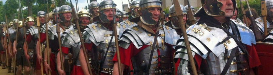 Shock and Awe: The Roman Invasion of the West Midlands