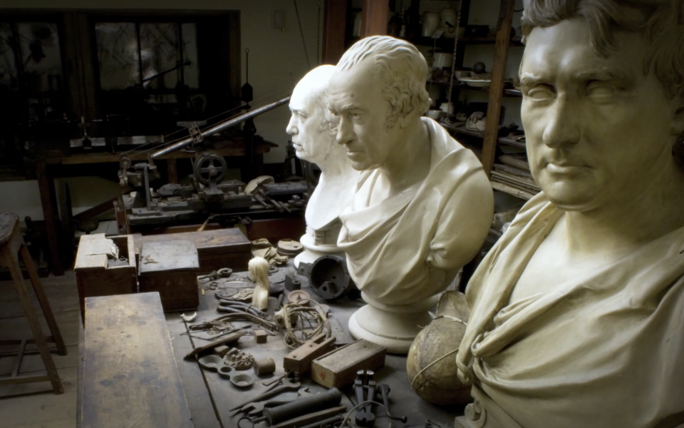 James Watt's workshop - Inventing the modern world